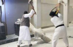 """الحكومة العراقية: """"داعش"""" قام بتجريف وتدمير مدينة نمرود الأثرية"""
