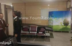 بالصور.. غرف خاصة لتفتيش السيدات بمطار برج العرب قبل صعودهن للطائرة