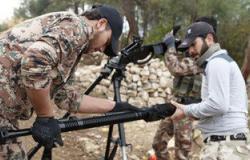 """النظام السورى يسترد حقل """"جزل"""" ويقتل قياديا داعشيا"""