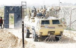 إحباط محاولة إرهابيين لاستهداف قوات أمنية شرق العريش وضبط 19 مشتبهًا بهم