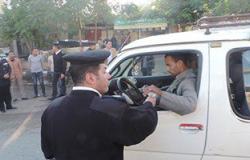 ضبط 437 دراجة بخارية و6453 مخالفة متنوعة بالقاهرة