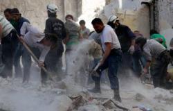 20 قتيلا فى تفجير انتحارى استهدف احتفالا للأكراد شمال شرق سوريا