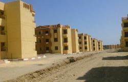 الانتهاء من تنفيذ 85% من مشروع الإسكان الاجتماعى بأسوان الجديدة