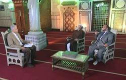"""""""الأوقاف"""" تفتح تحقيقا عن ملابسات تصوير برنامج إيرانى داخل مسجد الحسين"""