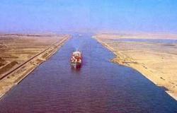عبور 39 سفينة قناة السويس بحمولة 2,3 مليون طن(تحديث)