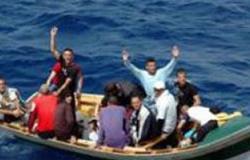 """الأمن المغربى يوقف 22 مهاجرا """"غير شرعى"""" قرب سواحل طنجة"""
