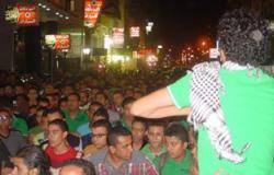 مسيرة لجرين إيجلز للإفراج عن المتهمين المحالين للمفتى فى أحداث بورسعيد
