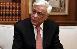 الرئيس اليونانى:مصر أجرت إصلاحات ديمقراطية تمكنها من إنهاء أزمات المنطقة