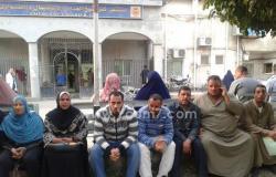 بالصور.. ارتفاع عدد المضربين عن الطعام بمستشفى كفر الشيخ العام لـ16