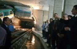 اعتصام سائقى مترو الخط الثالث رفضا لتحميل زميلهم مسئولية حادث العباسية