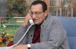 مبارك لأحمد موسى: أفشلنا مخططات الإسلام السياسى للحكم بعد اغتيال السادات