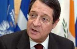 الرئيس القبرصى: القضية الفلسطينية مفتاح حل الأزمة بالمنطقة