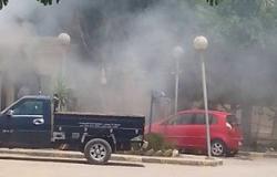 نشر أسماء الوفيات الأربعة فى حريق مستشفى صيدناوى بالشرقية