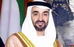 """مستشار ولى عهد دبى يحصل على """"وسام الإمارات للعمل الإنسانى"""""""