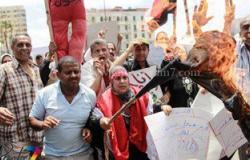 """موجز المحافظات.. متظاهرو القائد إبراهيم بالإسكندرية يطالبون بإعدام """"مرسى"""""""