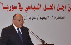 """مصادر سورية: """"دى مستورا"""" يبحث بمصر تدويل بنود مؤتمر المعارضة بالقاهرة"""