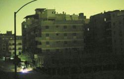 انقطاع التيار عن مدينة الفيوم وبعض القرى بعد تفجير برج كهرباء