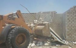 كمائن أمنية لمواجهة البناء المخالف والنباشين بالعجمى غرب الإسكندرية