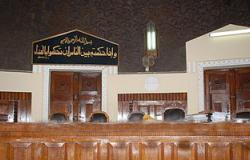 اشتباك بالأيدى بين محام وأمين شرطة داخل قاعة محكمة العاشر من رمضان
