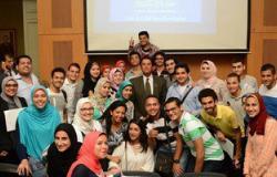 """محافظ الإسكندرية يكرم المتطوعين بحملة إسكندرية """"أمان زى زمان"""" ضد التحرش"""