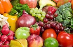 تعرف على فاعلية الخضراوات والفاكهة فى مكافحة الأمراض الخطيرة