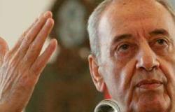 برى يدعو إلى حوار بين رئيس الحكومة اللبنانية ورؤساء الكتل البرلمانية