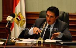محافظ الإسكندرية: غرامة فورية 500 جنيه لمواجهة زرع حدايد أمام المحلات