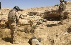 مقتل 6 إرهابيين على الأقل وتدمير منشآتهم فى مناطق متفرقة من بغداد