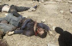 مقتل سبعة مسلحين من تنظيم داعش جنوب الموصل بالعراق