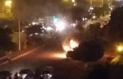 الدفاع المدنى يسيطر على حريق بمزرعة نخيل ومنزل بمركز باريس بالوادى الجديد