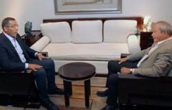 """نجيب ساويرس لـ""""خالد صلاح"""": الوفد لم يستفزنى وما يفعله """"غيرة"""" من مرشحينا"""