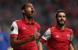 كوكا يسجل أول أهدافه مع براجا في الدوري البرتغالي أمام بيلينينسيش