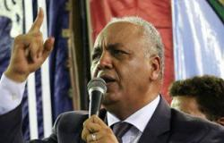 مصطفى بكرى خلال مؤتمر طوخ: إذا تفتتت الأصوات سيفوز حزب النور