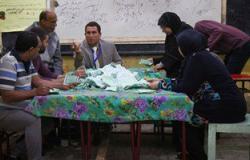 تقدم المرشح عصام منسى فى لجنة مدرسة محمد فريد الابتدائية بالقنطرة غرب