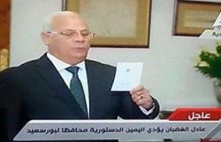 نائب ببورسعيد: الإسكان والصحة والمنطقة الحرة أهم مطالبى من المحافظ الجديد