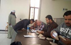 """""""برج العرب"""":تسليم تعويضات المضارين من الأمطار فى 15 قرية وجار استكمال الباقى"""