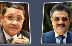 """جلسة مصالحة بين عبدالرحيم على والسيد البدوى بـ""""نادى السيارات"""""""