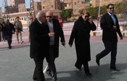 بالصور.. نائب محافظ الإسكندرية يتفقد القافلة الطبية بحى غرب