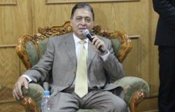 """تعيين الدكتور محمد السيد ضاحى وكيلا لـ""""صحة"""" جنوب سيناء"""