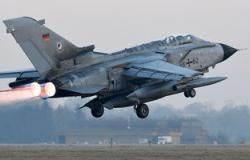 صحيفة: طيارو التورنادو الألمانية فى سورية لا يستطيعون التحليق ليلا