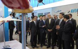 الرئيس الصينى لشريف إسماعيل: زيارتى لمصر تحقيقا لحلم قديم