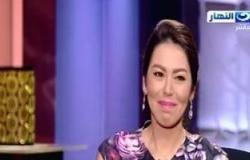 """بالفيديو.. شاهد سر بكاء لقاء الخميسى بـ""""آخر النهار"""" مع خالد صلاح"""