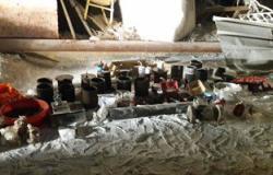 النيابة تُعاين موقع ضبط مخزن متفجرات وتصفية إرهابى بمنطقة كرداسة
