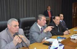 محافظ كفر الشيخ يكلف رؤساء المدن بإزالة التعديات على الأراضى الزراعية