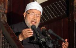 يوسف القرضاوى معترفا بأزمة الإخوان: الجماعة تحتاج قيادة قادرة على الإدارة