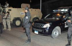 القبض على 27 مشتبها بهم فى حملة أمنية بشمال سيناء