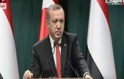 اخبار سوريا اليوم.. Hردوغان ينتقد التواجد العسكرى الروسى فى سوريا
