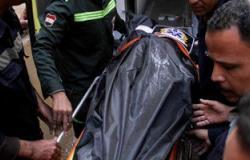 العثور على جثة امرأة مجهولة متفحمة داخل كوم قش بقرية الرضوان فى بورسعيد