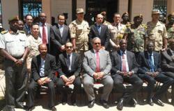 السفارة المصرية فى جوبا تفتتح وحدات طبية بالمستشفى العسكرى