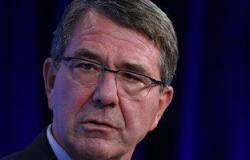 كارتر: نشر 560 جنديًا للمساعدة فى معركة الموصل وفرنسا ترسل حاملة طائرات